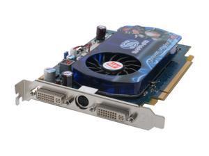 SAPPHIRE HD 2000 Radeon HD 2600XT DirectX 10 100220L 256MB 128-Bit GDDR4 PCI Express x16 HDCP Ready CrossFireX Support Video Card