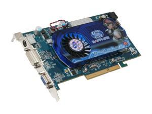 SAPPHIRE Radeon HD 2600XT DirectX 10 100229L 512MB 128-Bit GDDR3 AGP 4X/8X HDCP Ready Video Card