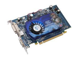 SAPPHIRE Radeon HD 2600XT DirectX 10 1010 256MB 128-Bit GDDR2 PCI Express x16 HDCP Ready CrossFireX Support Video Card
