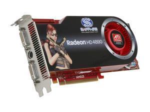 SAPPHIRE Radeon HD 4890 100269SR Video Card