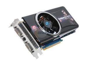 SAPPHIRE Radeon HD 4870 DirectX 10.1 100279-1GL 1GB 256-Bit GDDR5 PCI Express 2.0 x16 HDCP Ready CrossFireX Support Video Card