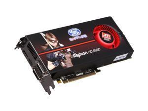 SAPPHIRE Radeon HD 5850 100282SR Video Card