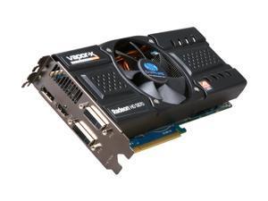 SAPPHIRE Vapor-X Radeon HD 5870 100281VX-2SR Video Card with Eyefinity