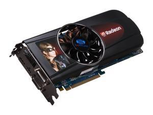 SAPPHIRE Radeon HD 5870 (Cypress XT) 100281-3SR Video Card w/ Eyefinity