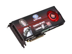 SAPPHIRE Radeon HD 5870 (Cypress XT) 100290SR Eyefinity 6 Edition Video Card