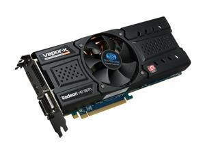 SAPPHIRE Toxic Radeon HD 5870 100281-2GTXSR Video Card