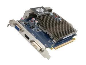SAPPHIRE Ultimate Radeon HD 5550 100294UL Video Card