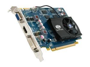 SAPPHIRE Radeon HD 5570 DirectX 11 100293-2GL 2GB DDR3 PCI Express 2.1 x16 HDCP Ready CrossFireX Support Video Card