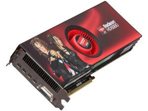 SAPPHIRE HD 6000 Radeon HD 6990 DirectX 11 100310SR 4GB 256-Bit GDDR5 PCI Express 2.1 x16 HDCP Ready CrossFireX Support Plug-in Card Video Card with Eyefinity