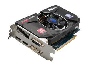 SAPPHIRE Flex Radeon HD 6770 100328FLEX Video Card