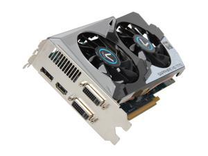 SAPPHIRE Vapor-X Radeon HD 7770 100358VXL Video Card