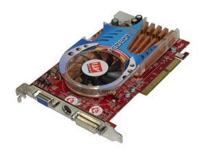DIAMOND Radeon X1300 DirectX 9 X1300AGP512SB 512MB 128-Bit GDDR2 AGP 4X/8X Video Card