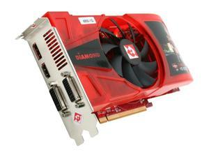 DIAMOND Radeon HD 6850 6850PE51G Video Card with Eyefinity