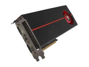 DIAMOND Radeon HD 5970 DirectX 11 A5970PE52G 2GB 512 (256 x 2)-Bit GDDR5 PCI Express 2.0 x16 HDCP Ready CrossFireX Support Video Card