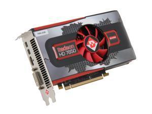 DIAMOND HD 7000 Radeon HD 7850 DirectX 11 7850PE52G 2GB 256-Bit GDDR5 PCI Express 3.0 x16 HDCP Ready CrossFireX Support Plug-in Card Video Card