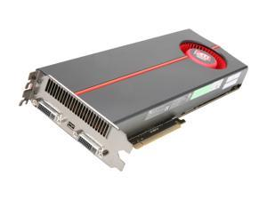 AMD Radeon HD 5970 DirectX 11 HD5970 2GB 256-Bit GDDR5 PCI Express 2.1 x16 HDCP Ready CrossFireX Support Video Card