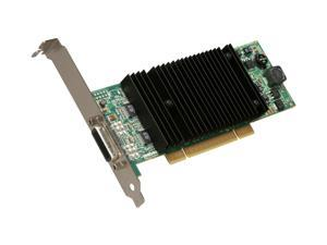 Matrox Millennium P690 P69-MDDP256LAUF 256MB DDR2 PCI Low Profile Workstation Video Card