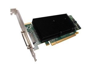 Matrox M9140-E512LAF 512MB GDDR2 PCI Express x16 Low Profile Workstation Video Card