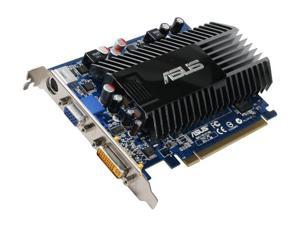 ASUS GeForce 8400 GS EN8400GS SILENT/HTP/512M Video Card