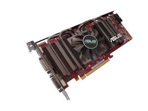 ASUS Radeon HD 4870 EAH4870 DK TOP/HTDI/512MD5 Video Card