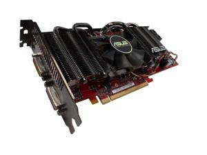 ASUS EAH4870 DK/HTDI/1GD5 Radeon HD 4870 Dark Knight 1GB 256-bit GDDR5 PCI Express 2.0 x16 HDCP Ready CrossFire Supported Video Card