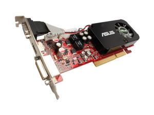 ASUS Radeon HD 3450 AH3450/DI/512MD2(LP) Video Card