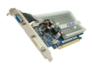 ASUS GeForce 8400 GS EN8400GS Silent/P/512M Video Card
