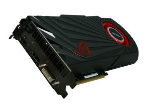 ASUS ROG Radeon HD 5870 Platinum MATRIX 5870 P/2DIS/2GD5 Video Card