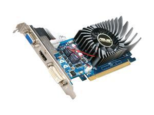 ASUS GeForce GT 430 (Fermi) ENGT430/DI/1GD3(LP) Video Card