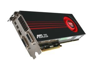 ASUS Radeon HD 6970 DirectX 11 EAH6970/2DI2S/2GD5 2GB 256-Bit GDDR5 PCI Express 2.1 x16 HDCP Ready CrossFireX Support Video Card with Eyefinity
