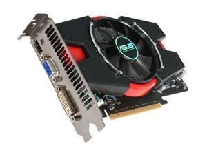 ASUS GTS 400 GeForce GTS 450 (Fermi) DirectX 11 ENGTS450/DI/1GD5 1GB 128-Bit GDDR5 PCI Express 2.0 x16 HDCP Ready SLI Support Video Card