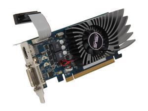 ASUS GeForce GT 430 (Fermi) ENGT430/DI/1GD3(LP) Video Card
