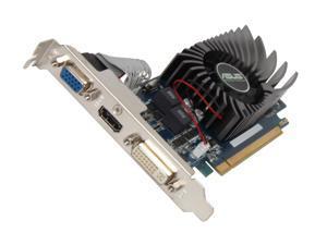 ASUS GeForce GT 430 (Fermi) DirectX 11 ENGT430/DI/1GD3/MG(LP) 1GB 64-Bit DDR3 PCI Express 2.0 x16 HDCP Ready Low Profile Ready Video Card