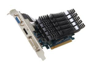 ASUS GeForce GT 520 (Fermi) GT520-1GD3-CSM Video Card