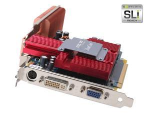 ASUS GeForce 6600GT EN6600GT/Silencer/HTD/256M/A Video Card