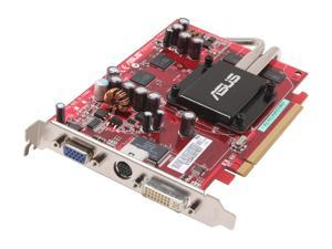 ASUS Radeon X1600XT EAX1600XT SILENT/TVD/256M VIVO Video Card