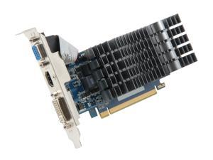 ASUS GeForce GT 520 (Fermi) ENGT520 SL/DI/2GD3(LP) Video Card