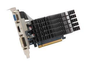 ASUS GeForce 210 EN210 SILENT/DI/1GD2(LP) Video Card