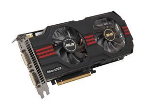 ASUS GeForce GTX 560 (Fermi) ENGTX560 DCII OC/2DI/1GD5 Video Card