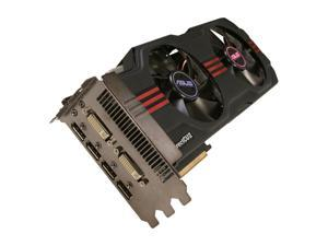 ASUS Radeon HD 6970 DirectX 11 EAH6970 DCII/2D4S/2GD5(C204PI) 2GB 256-Bit GDDR5 PCI Express 2.1 x16 HDCP Ready CrossFireX Support Video Card