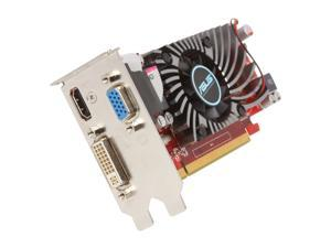 ASUS Radeon HD 5570 DirectX 11 EAH5570/DI/1GD3/A(C021P/LP) 1GB 128-Bit DDR3 PCI Express 2.1 x16 HDCP Ready Low Profile Ready Video Card