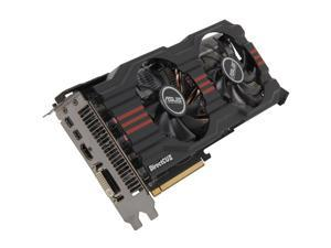 ASUS Radeon HD 7850 DirectX 11 HD7850-DC2-2GD5 2GB 256-Bit GDDR5 PCI Express 3.0 x16 HDCP Ready CrossFireX Support Video Card