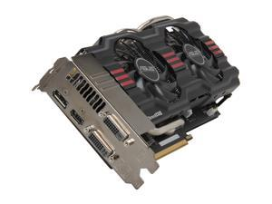 ASUS GeForce GTX 670 DirectX 11 GTX670-DC2-2GD5 2GB 256-Bit GDDR5 PCI Express 3.0 x16 HDCP Ready SLI Support Video Card