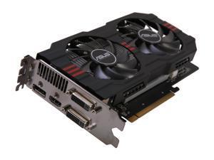 ASUS HD 7000 Radeon HD 7770 DirectX 11 HD7770-2GD5 2GB 128-Bit GDDR5 PCI Express 3.0 x16 HDCP Ready CrossFireX Support Plug-in Card Video Card