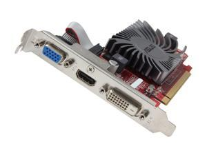 ASUS Radeon HD 6450 DirectX 11 HD6450-SL-2GD3-L 2GB 64-Bit DDR3 PCI Express 2.1 x16 HDCP Ready Low Profile Ready Video Card