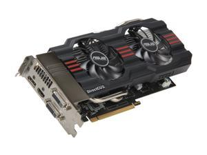 ASUS G-SYNC Support GeForce GTX 660 Ti GTX660 TI-DC2T-2GD5 Video Card