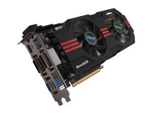 ASUS GeForce GTX 650 Ti GTX650TI-DC2O-1GD5 Video Card