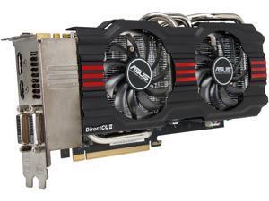 ASUS GeForce GTX 670 DirectX 11 GTX670-DC2-2GD5 2GB 256-Bit GDDR5 PCI Express 3.0 x16 HDCP Ready SLI Support Video Card