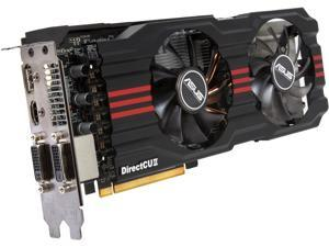 ASUS Radeon HD 7850 DirectX 11 HD7850-DC2-2GD5-V2 2GB 256-Bit GDDR5 PCI Express 3.0 x16 HDCP Ready CrossFireX Support Video Card