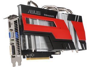 ASUS Radeon HD 6770 DirectX 11 EAH6770 DC SL/2DI/1GD5 1GB 128-Bit GDDR5 PCI Express 2.1 x16 HDCP Ready Video Card